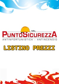 Listino PuntoSicurezzA