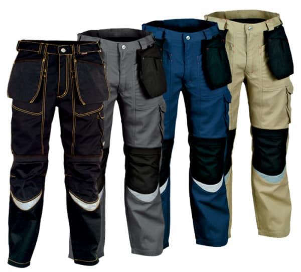 pantalone da lavoro arezzo