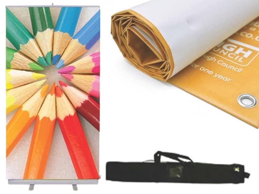 banner e striscioni pubblicitari in PVC