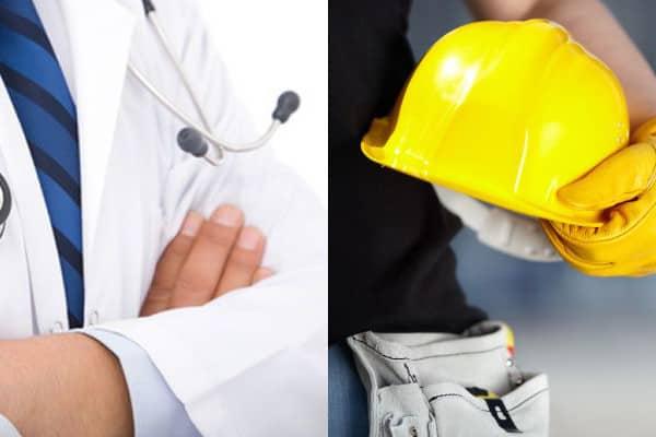 Salute e sicurezza nei luoghi di lavoro