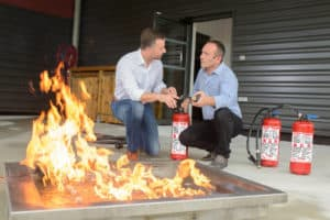 Corso Antincendio Basso Medio Alto rischio