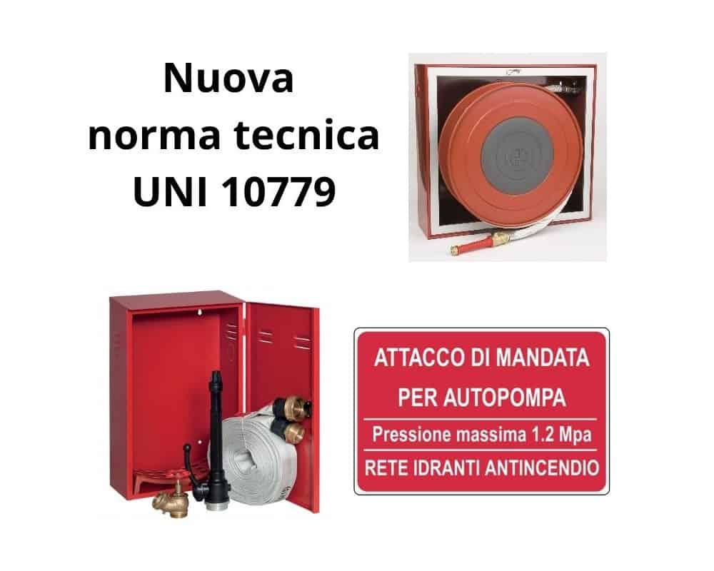Norma UNI 10779:2021