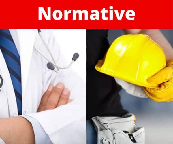 Normative Sicurezza sul Lavoro